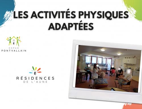 Les Activités Physiques Adaptées